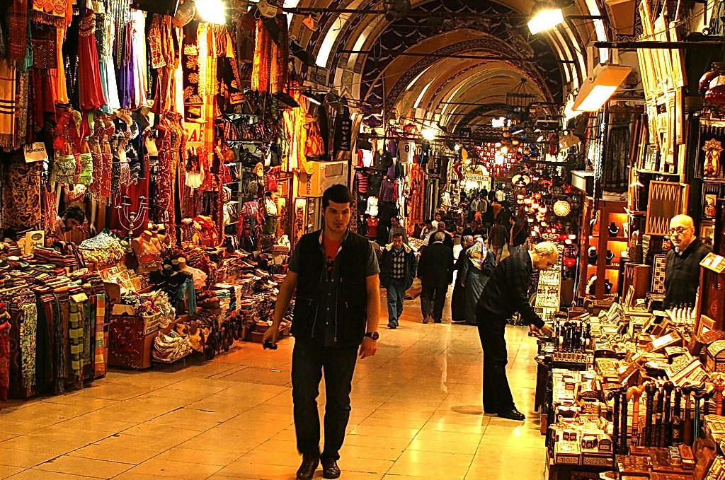 095874bdefa5 Гранд-базар в Стамбуле