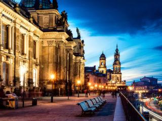 Как добраться из Берлина до Дрездена