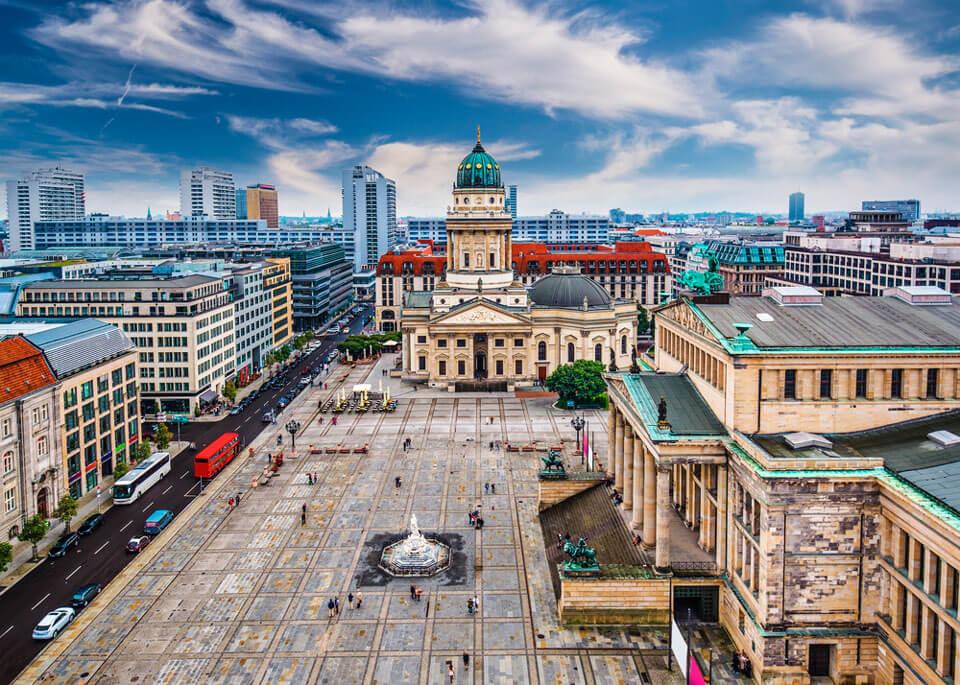 Самостоятельно в Берлин