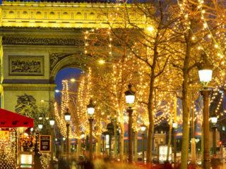Новый год в Париже – программа, развлечения, цены