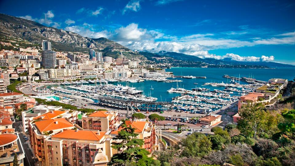Порт Эркюль в Монако, Монако