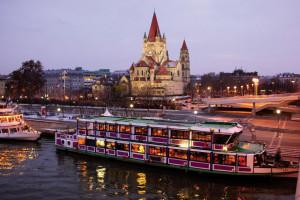 Как добраться из Праги в Вену