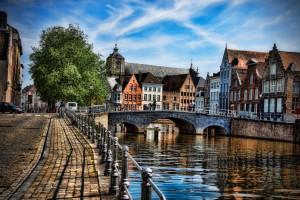Как добраться из Амстердама в Брюгге