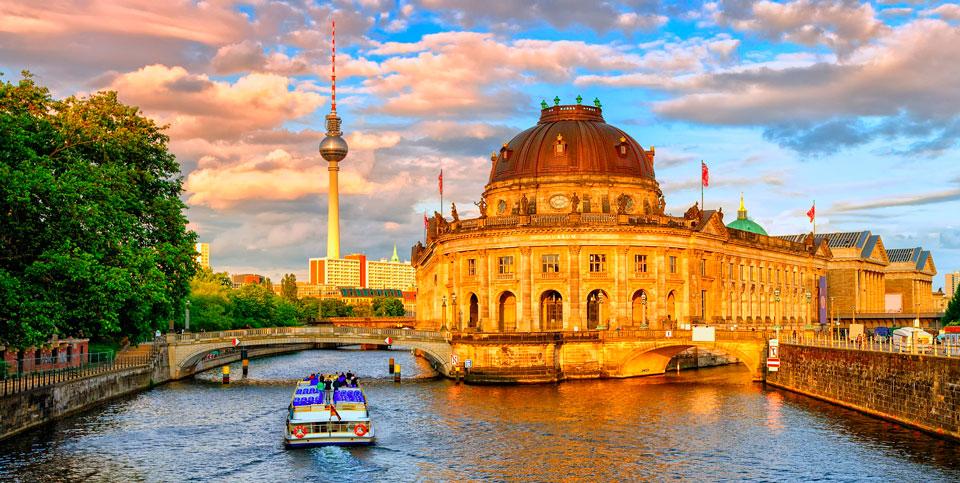Музейный остров, Берлин