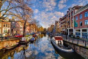 Центр Амстердама: самые интересные места