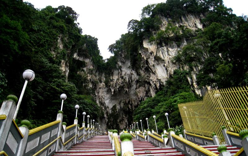 пещеры, Бату, Малайзия, куала, Куалалумпур, Рамаяна, Vallurvar