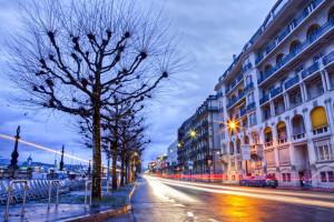 Самостоятельная экскурсия: центр Женевы