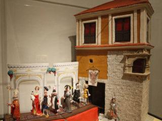 Plastihistoria: необычная выставка оригинальных экспозиций