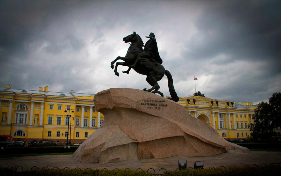 Сенатская площадь, Санкт-Петербург