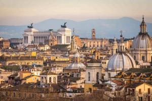 Путеводитель по Италии: холмы Рима