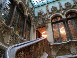 В Барселоне открылся дворец Баро-де-Куадрас
