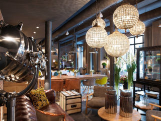 9 лучших хипстерских отелей