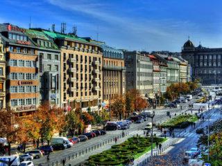 Самостоятельно по Праге: Новый город (Нове Место)