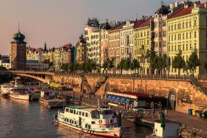 Самостоятельно по Праге: Нове Место