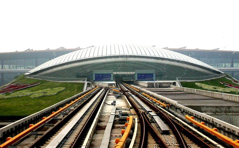 Как добраться из аэропорта до Пекина