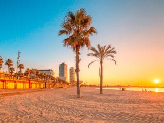10 лучших пляжей Барселоны