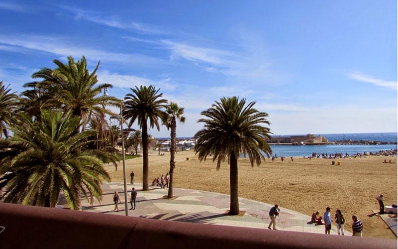 Пляжи Барселоны - 10 лучших пляжей Барселоны, фото, карта, как добраться, отзывы