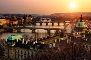 Неделя в Праге