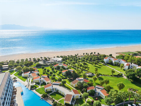 Grecotel Rhodos Royal 4*, Родос