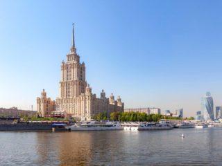 Отели в центре Москвы