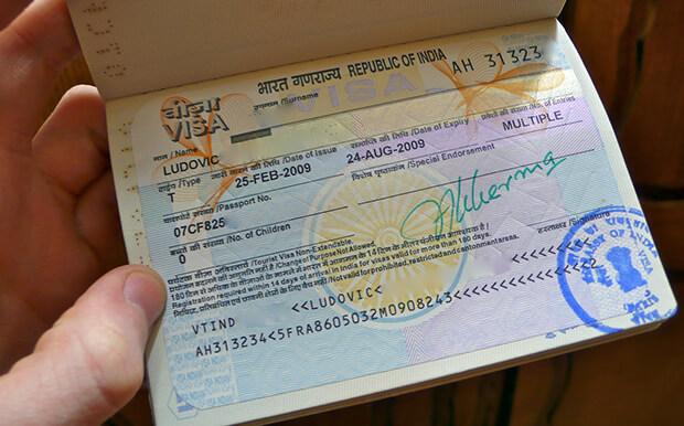 Виза в Индию для россиян в 2018 году самостоятельно: пошаговая инструкция, как получить, сроки оформления, цена