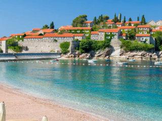 20 лучших песчаных пляжей Черногории