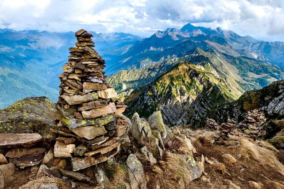 Гора Аибга