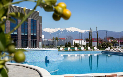 Radisson Blu Paradise Resort & Spa 5*, Сочи