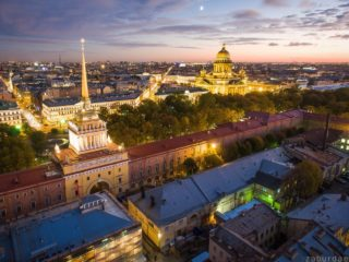 25 лучших экскурсий по Санкт-Петербургу