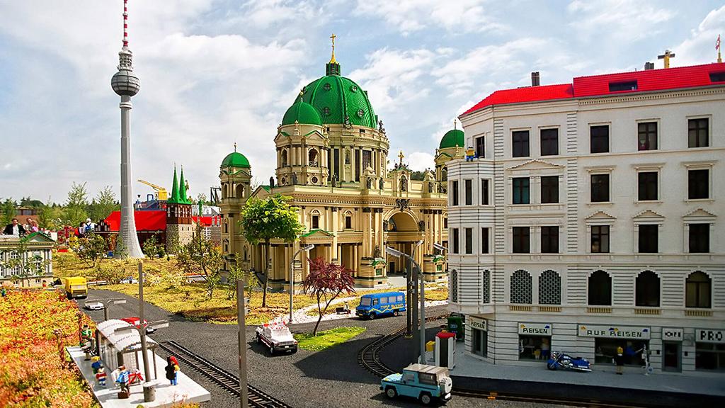 Популярные достопримечательности Берлина (Германия). Что посмотреть в Берлине.