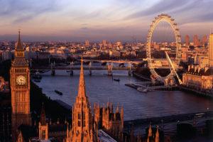 Популярные достопримечательности Лондона