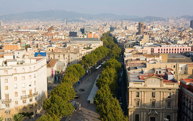Достопримечательности Барселоны - фото с названиями и описанием, карта, что посмотреть в Барселоне