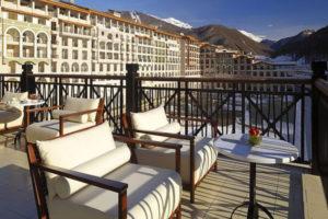 Лучшие отели в Сочи на берегу моря с бассейном