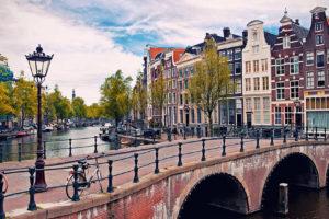 Популярные достопримечательности Амстердама