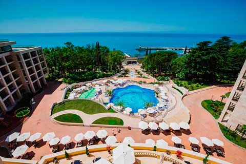 Swissоtel Resort Сочи Камелия 5*, Сочи