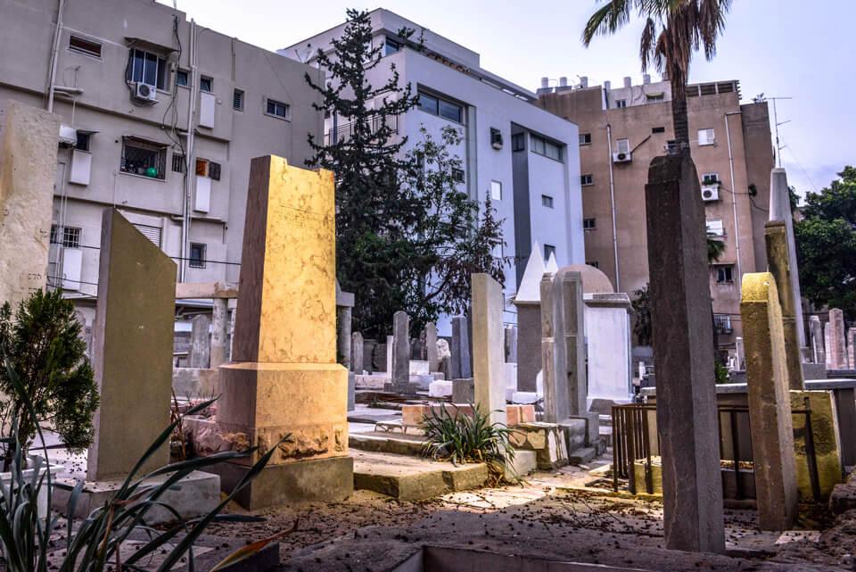 Кладбище Трумпельдор, Тель-Авив