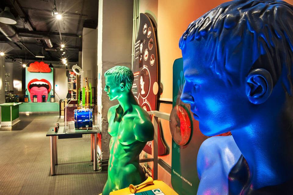Интерактивный музей «Живые системы», Москва