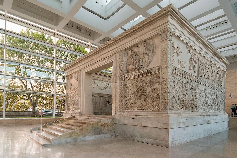 Музей «Алтарь мира», Рим