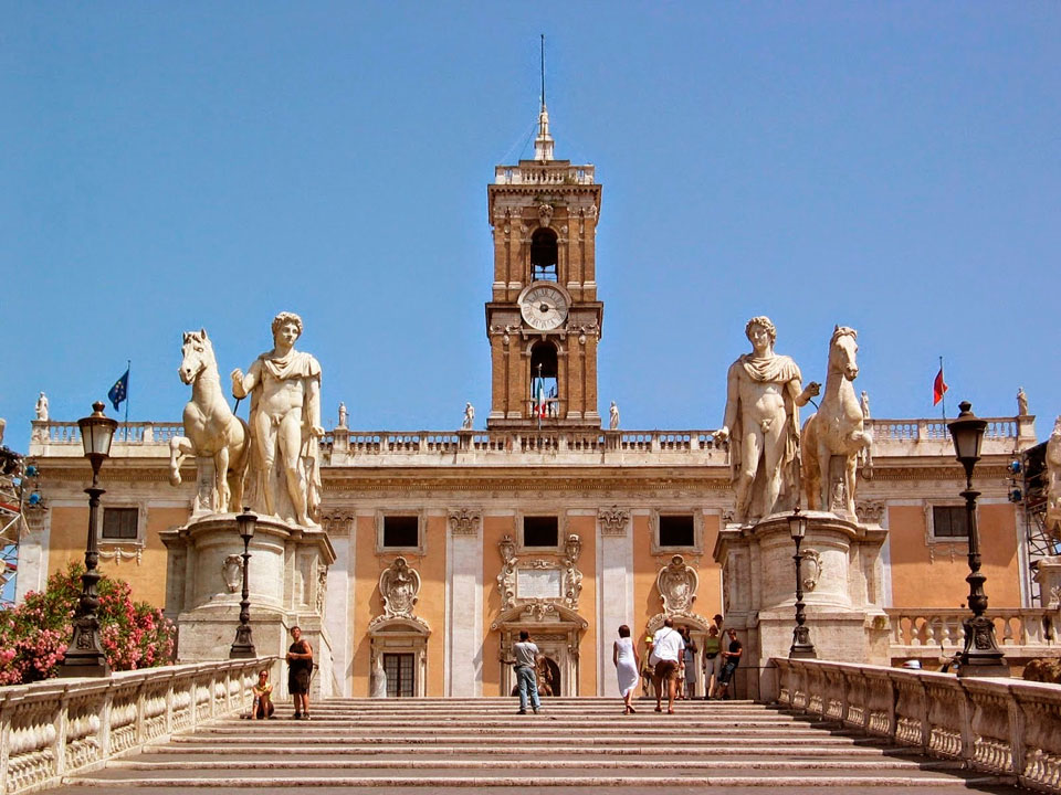 Капитолийские музеи, Рим