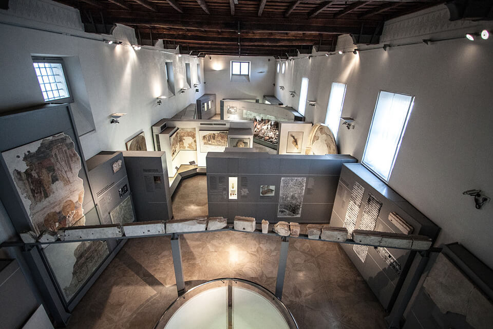 Музей Крипта Бальби, Рим