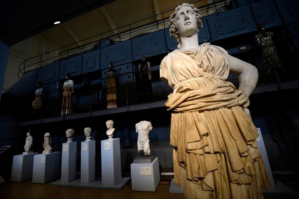 Музей Центр Монтемартини, Рим