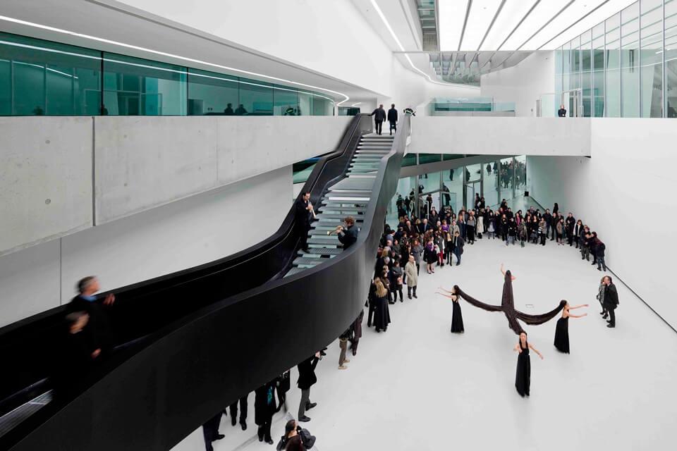 Музей искусств MAXXI, Рим