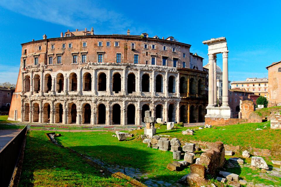 Театр Марцелла, Рим