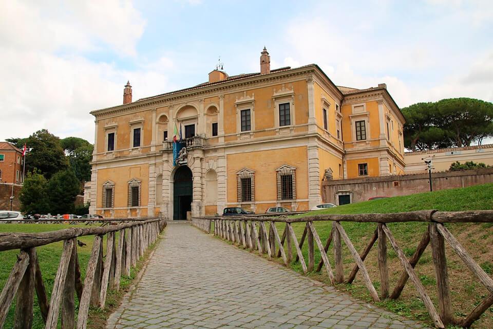 Национальный музей вилла Джулия, Рим