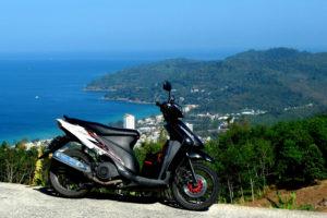 Свобода на колёсах. Всё что нужно знать об аренде байка в Таиланде