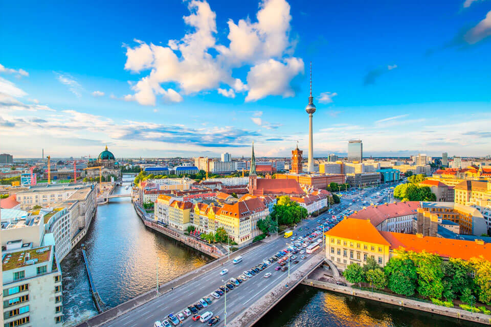 Групповые и индивидуальные экскурсии в Берлине