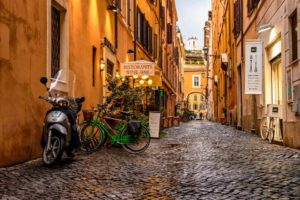 Необычные экскурсии в Риме