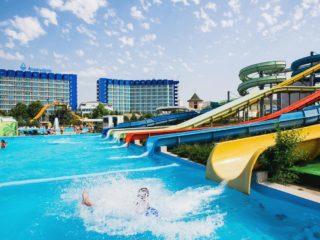 Отели Крыма с собственным пляжем