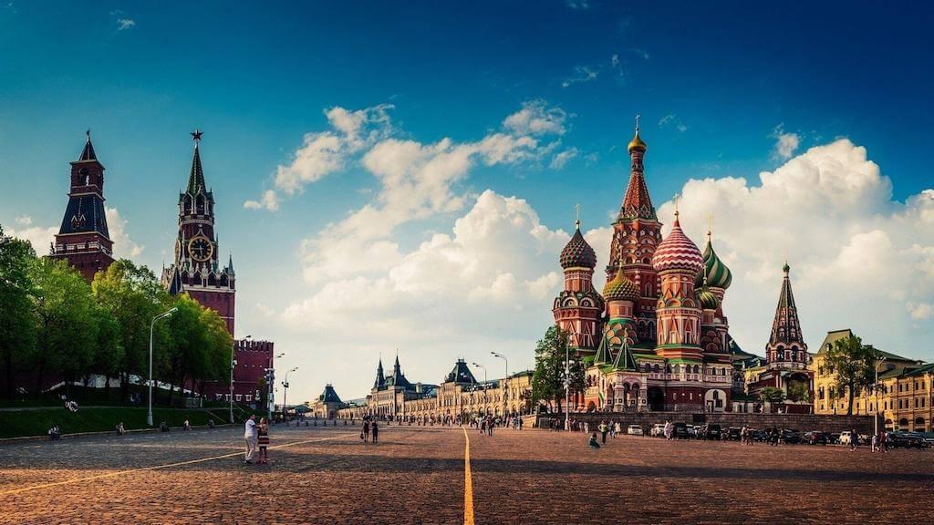 Московский Кремль для детей