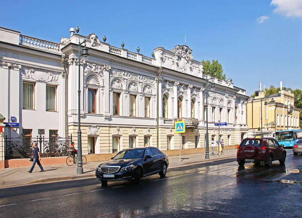 Пречистенка, Москва